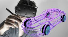 3ders.org - Gravity Sketch's virtual reality 3D modeling software will let you design in mid-air | 3D Printer News & 3D Printing News