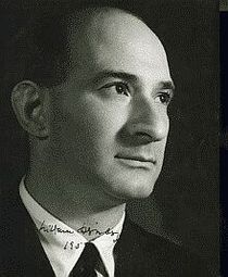 † William Steinberg (August 1, 1899 - May 16, 1978) German conductor, o.a. known from the Boston Symphony Orchestra.