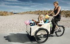Resultado de imagen de 3 Wheel Bikes with cargo