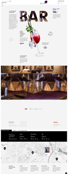 Blow Up Hall by Cookie, via Behance