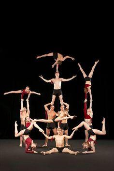 fabulous troupe!