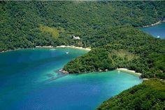 Freguesia de Santana, Sul e  Norte (Ilha Grande), Angra dos Reis (RJ)