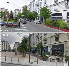 Gallery - Before & After: 30 Photos that Prove the Power of Designing with Pedestrians in Mind - 13