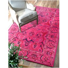 Oriental,Indoor 5x8 - 6x9 Rugs: Enhance your home's comfort level and protect your flooring with versatile 5x8 and 6x9 rugs. Free Shipping on orders over $45!