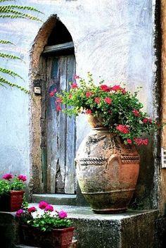 Ravello-Villa Cimbrone by Debbie Sabadash