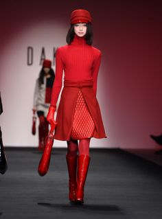 Daks. See all our favorite looks from London Fashion Week.