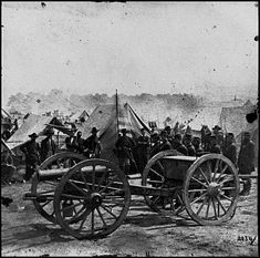 weapons of the civil war | Courtesy of Library of Congress, Prints & Photographs Division, LC ...