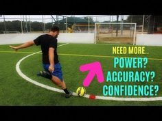Essential Shooting Drills For Forwards (INSTANTLY Start SCORING In Your Games) - YouTube #soccerpractice