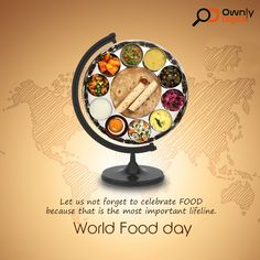 This Food Day fill some hungry stomachs and bring a smile like never before. . On World Food Day celebrating and giving thanks for the delicious food that we encountered wherever we went in India. . . #ownlydigital #worldfoodday #worldfoodday20202 #food #naturalfood #freshfood #organicfood #foodgasm #foodpics #foodlover #foodpassion #foodprep #foodstyling #foodlife #foodies Food Graphic Design, Food Poster Design, Food Design, Design Ideas, Streetfood Festival, Juice Ad, Lord Hanuman Wallpapers, Best Digital Marketing Company, Food L
