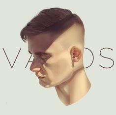 Self portrait, Vlad Haievoi on ArtStation at https://www.artstation.com/artwork/k2RY6