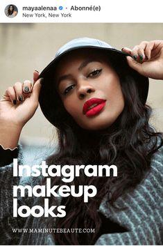Inspirations Instagram #lipstick #blackwomen #redlipstick Shay Mitchell, Mac Makeup, Beauty Essentials, Red Lipsticks, Nars, Makeup Looks, Black Women, Cool Hairstyles, Make Up