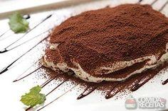 Receita de Tiramissu especial em receitas de doces e sobremesas, veja essa e outras receitas aqui!