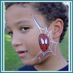 Cheek Face Painting For Boys Face painting san antonio,