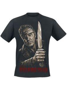 Zombies The Govenor por Walking Dead, $19.99 ( euros) en EMP... Europe´s Rock Mailorder No.1 : La más grande venta por correo de Merchandising Oficial Musica Metal / Hard rock / Heavy / Ropa Gótica / Militar/ Lolita / Punk Style .. y mucho más