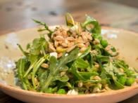 Try growing and then cooking with the ancient grain farro, which makes for a delicious garden salad