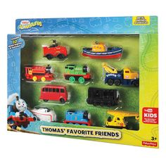 Thomas & Friends Favourite Friends Vehicle Set