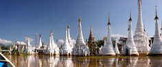 pagodas north pole | Fred Yake - one of Sam's Exotic Travel Photos Guest Galleries