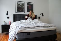 From Weird TV Room to Guest Bedroom: This Room Got a Major Makeover - Miranda Schroeder