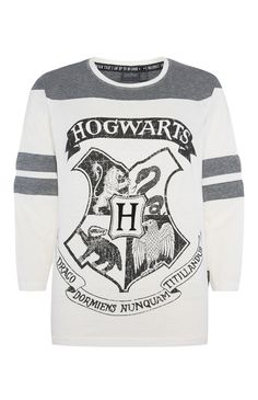 Primark - Harry Potter Raglan Sleeve PJ Top WANT!!