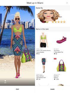 Covet fashion top looks