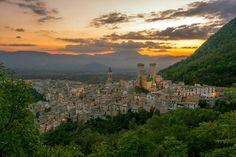 Pacentro, L'Aquila, Abruzzo