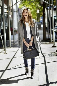One of our favorite bloggers hits the streets