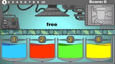 Click to play 'Syllables factory game'
