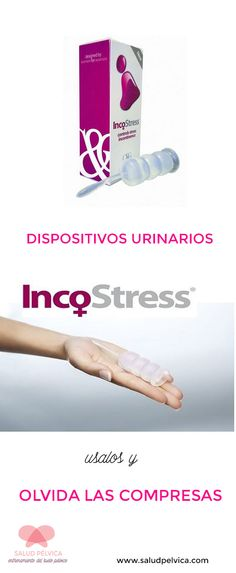 ¿Fugas de orina?Descubre Incostress y olvida las compresas: más discreto, higiénico y económico.