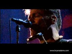 Bryan Adams - Straight From The Heart - Live