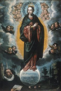 Immaculate Conception - Francisco Pacheco - 1622