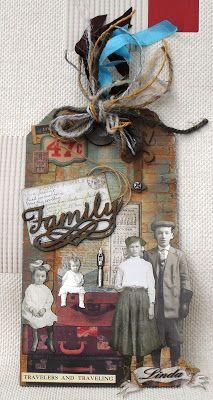 Linda's Crafty Piece of Heaven: Family