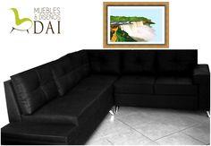 Esquinero Dai de 2.20 * 2.20 - $1.699.000 Sofa, Couch, Furniture, Home Decor, Game Room, Settee, Settee, Decoration Home, Room Decor