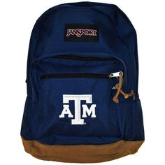Texas a&m right pack navy backpack