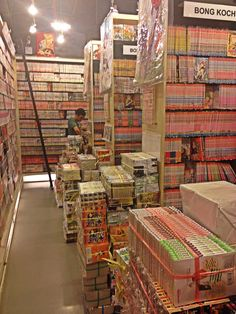 Manga paradise in Bangkok