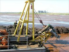 Ukraine. Dragflow Dredger DRS with HY85/160B + 2EXHY20 + Jet Ring