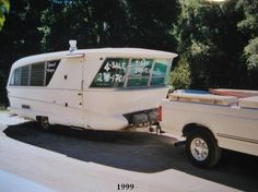 1960 Holiday House Vintage Travel Trailer Camper