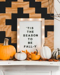 Autumn quotes - 10 Clever Fall Sayings for Your Letter Board + A Free Fall Printable – Autumn quotes