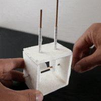 Mechanical Foamcore Models to make - wolfCat workshop Kinetic Toys, Kinetic Art, Mechanical Art, Mechanical Design, Gym Games For Kids, Diy For Kids, Wood Crafts, Paper Crafts, Paper Pop