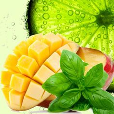 Lime Basil Mango Fragrance Oil