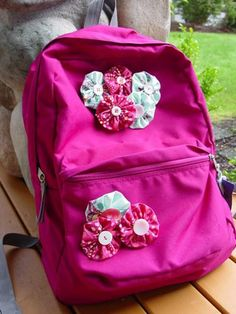 6 ideias para você se inspirar e customizar a sua mochila escolar ou mochila de notebook. As mochilas customizadas vão virar tendência!