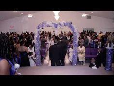 Isom Wedding Ceremony Entrance Chris Brown Forever 9 29 12