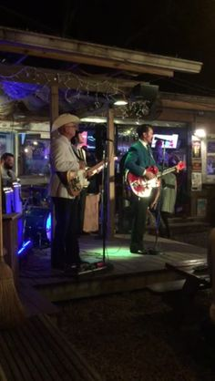 Old 27 Grill Happenings — Gretsch Lyles and The Modern Eldorados at the Old...