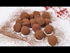 Трюфели шоколадные. Готовим дома - YouTube