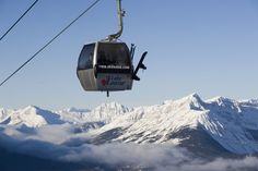 Grizzly Express Gondola, Lake Louise | Fall-Line Skiing and Snowboarding Magazine