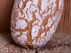 Rezept ergibt ein Brot mit ca. 1000g Rye, Round Round, Food, Rezepte