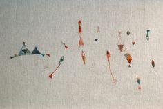 bordados: bordado a mano // handmade embroidery - barrilete