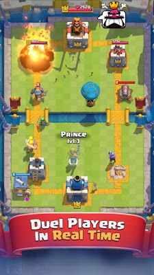 Download The Latest Version Of Clash Royale 1.6.0 APK For Android