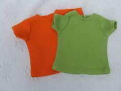 Long or Short Sleeves basic T-shirt for 16/17 by APassionforSasha
