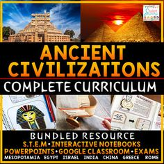 These Ancient Mesopotamia STEM challenges will have your students working collaboratively as they learn about this fascinating time in history. Ancient Mesopotamia, Ancient Civilizations, Ancient Egypt, Ancient Greece, 6th Grade Social Studies, Meet The Teacher, Stem Challenges, Math Concepts, Reading Passages