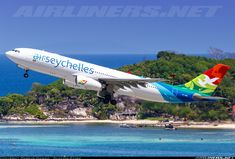 Airbus A330-243 - Air Seychelles | Aviation Photo #4736449 | Airliners.net